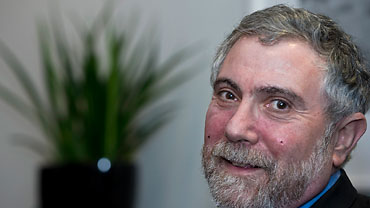 Paul Krugman in SVT