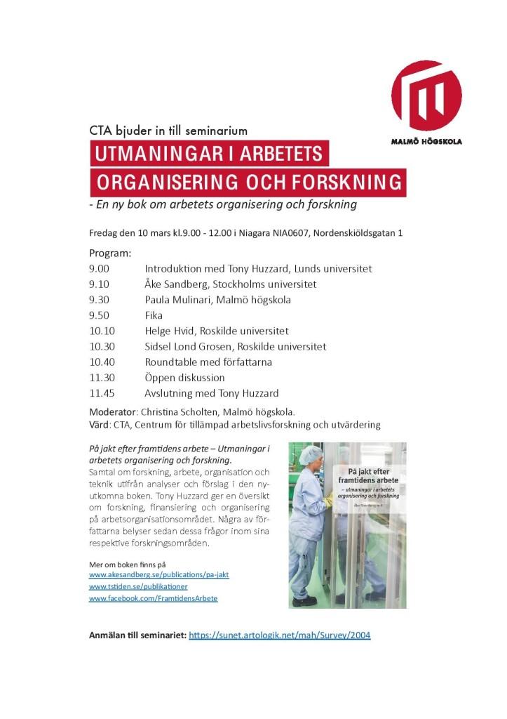 BOKseminarium_utmaningariarbetetsorg_Malmö_10mars2017
