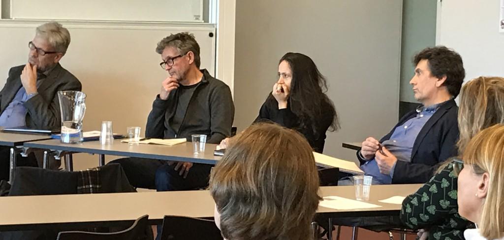 Malmö CTA seminarium På jakt ..Panelbild